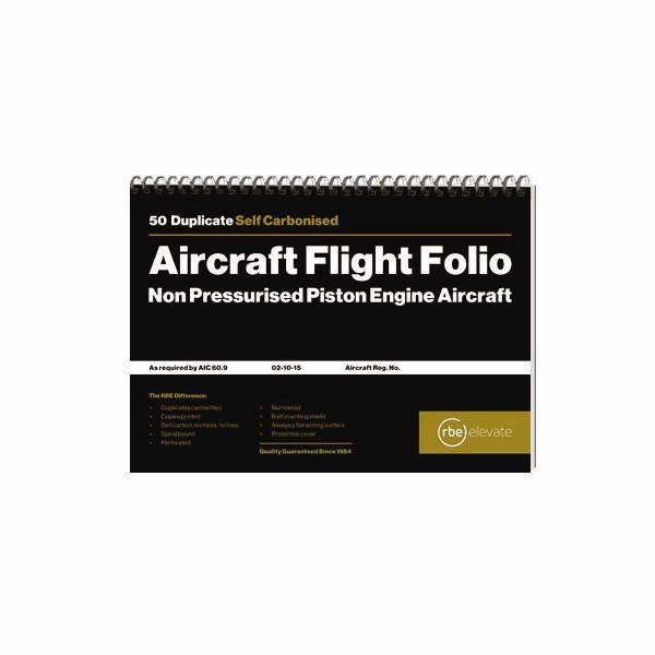 Aircraft Flight Folio