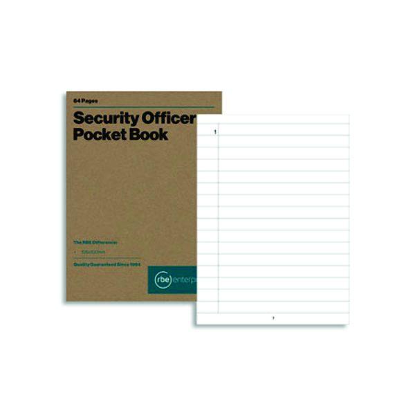 Security Officer Pocket Book