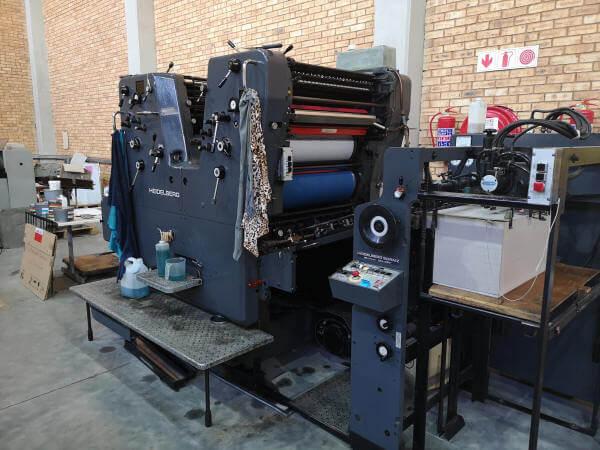 Sorm Z Litho Printer