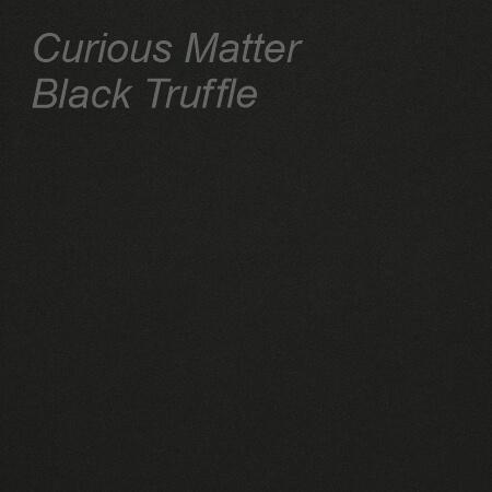 Curious Matter Black Truffle Colour Swatch