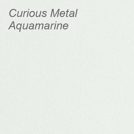 Curious Metal Aquamarine