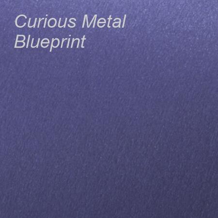 Curious Metal Blueprint