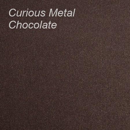 Curious Metal Chocolate