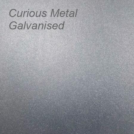 Curious Metal Galvanised