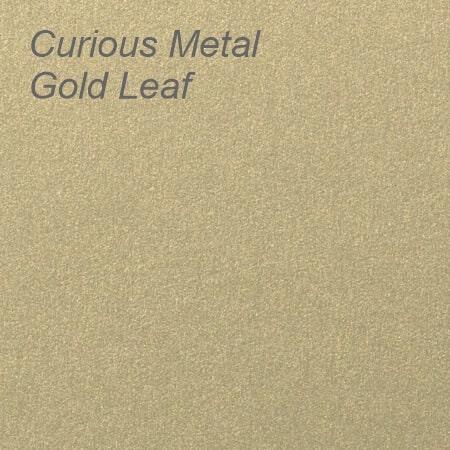 Curious Metal Gold Leaf