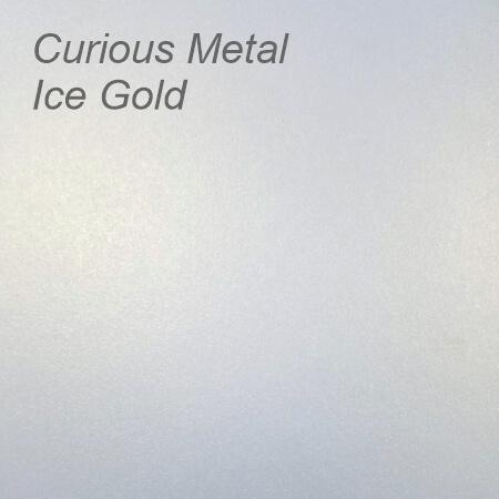 Curious Metal Ice Gold