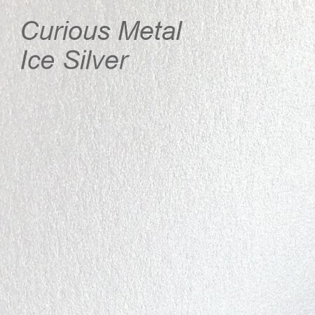 Curious Metal Ice Silver