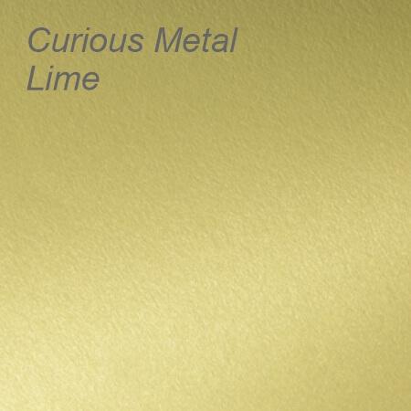 Curious Metal Lime