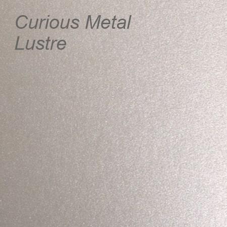Curious Metal Lustre