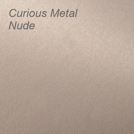 Curious Metal Nude