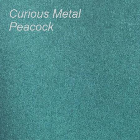 Curious Metal Peacock