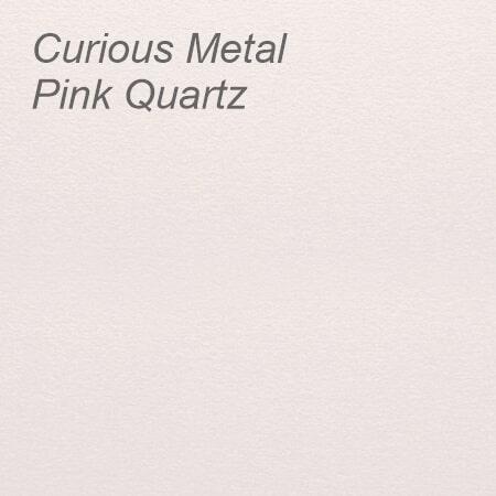 Curious Metal Pink Quartz