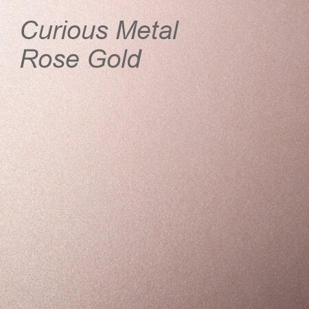 Curious Metal Rose Gold