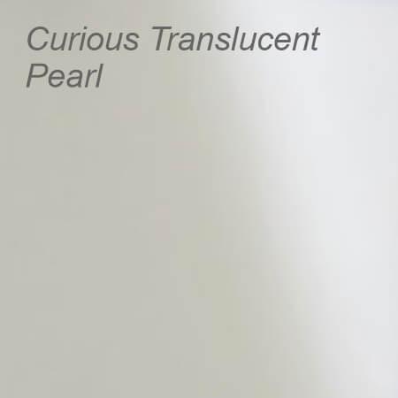 Curious Translucent Pearl