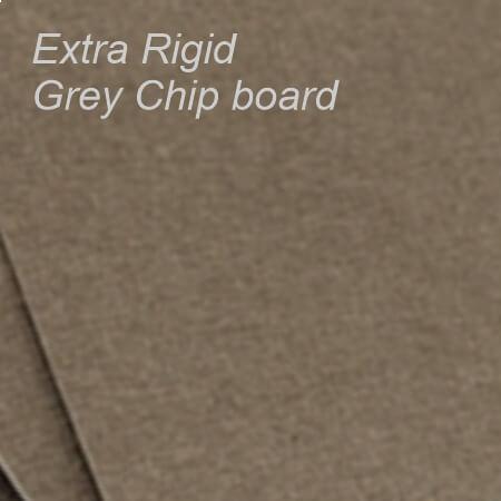 Extra Rigid Grey Chipboard