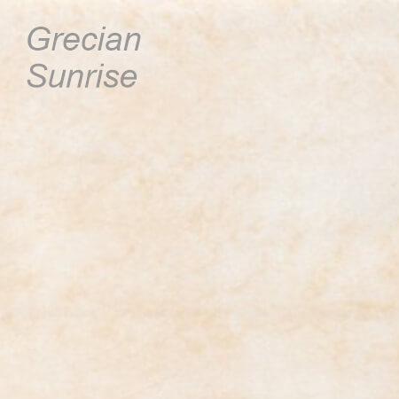 Grecian Sunrise Colour Swatch