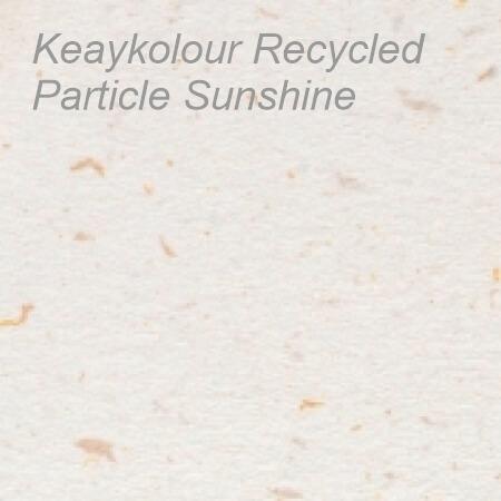 Keaykolour Recycled Particle Sunshine