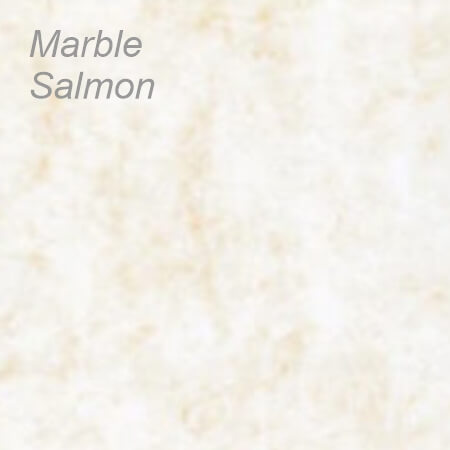 Marble Salmon Colour Swatch