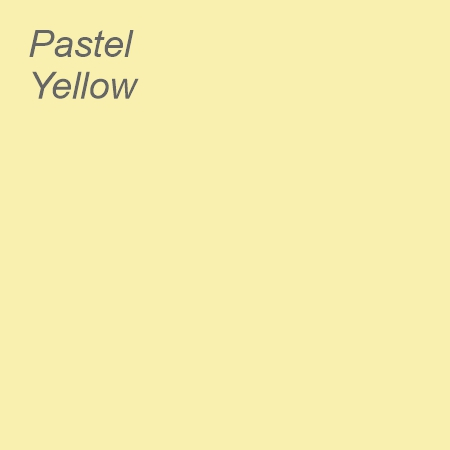 Pastel Yellow Paper & Board Range