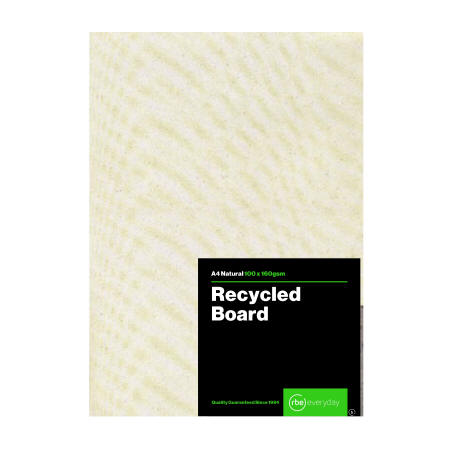 Recycled Natural Board