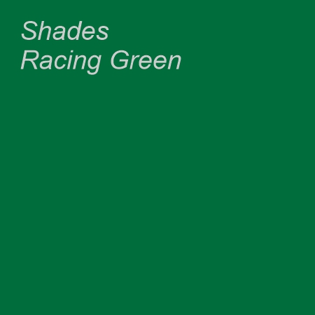 Shades Racing Green Colour Swatch