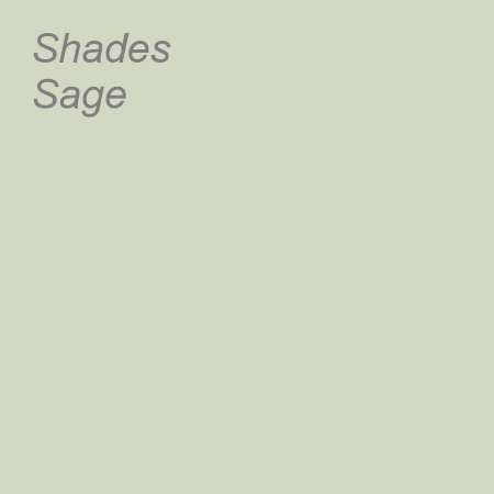 Shades Sage Colour Swatch