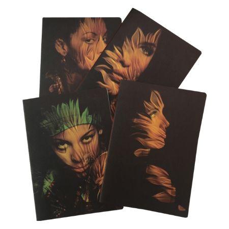 Floral Fantasy Notebook