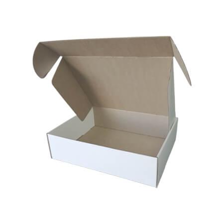 White & Kraft Boxes - Singles