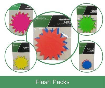 Flash Packs