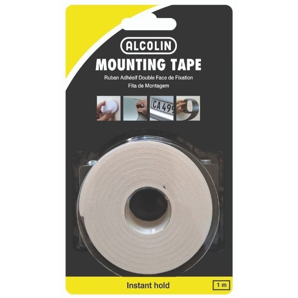 Alcolin Double Sided Mounting Tape