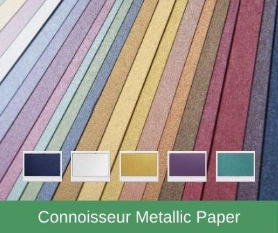 Connoisseur Metallic Paper & Board