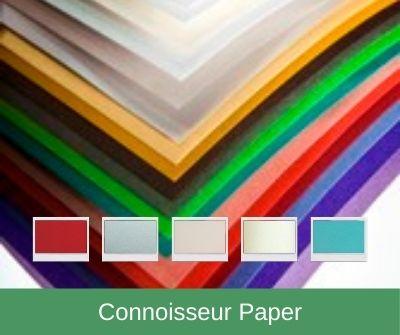 Connoisseur Paper, Board & Envelope Range