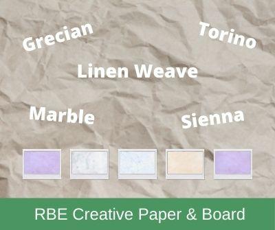 RBE Creative Paper Range