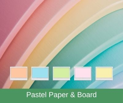 Pastel Colour Paper & Board