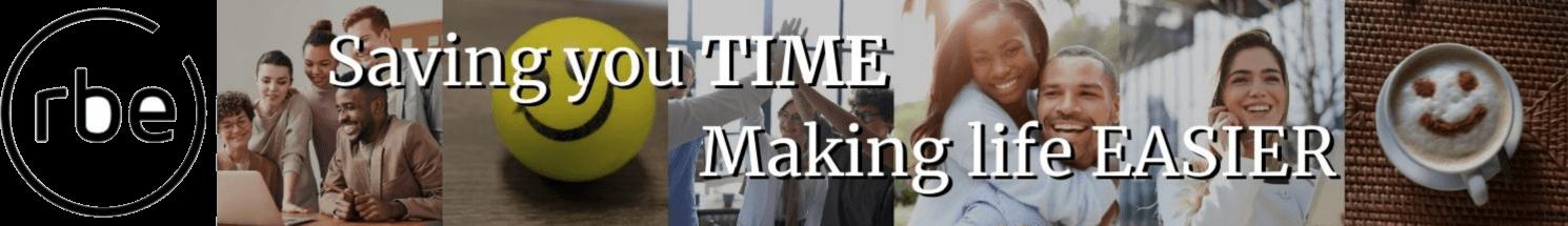 Saving You Time, Making Life Easier