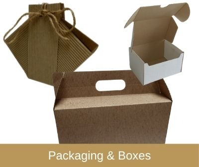 Packaging & Boxes