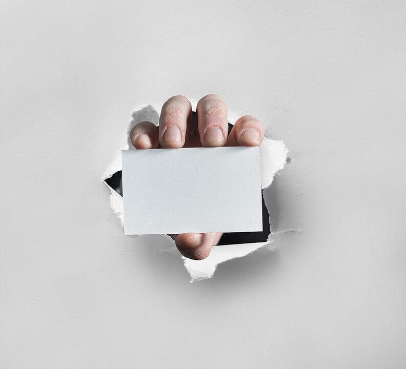 Business Cards & Letterheads
