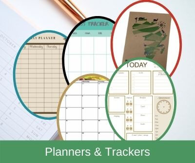 Planners & Trackers